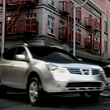 Nissan – Rogue Website and Banners