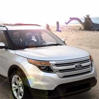 Ford Explorer – Website