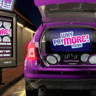 Taco Bell – Website